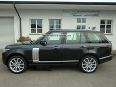 range rover autobiography - Google Search