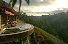 dream home with a view