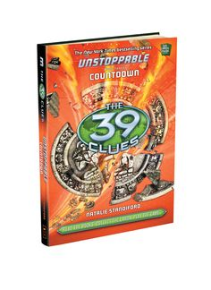 The 39 Clues Message Board | Unstoppable Book 3 C... | Page 1