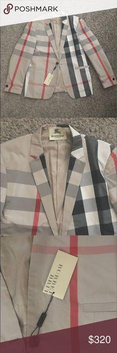 Burberry blazer Brand new Burberry Suits & Blazers Sport Coats & Blazers