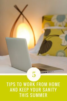 5 time management tips to balance working from home with kids on summer vacation. Work From Home Opportunities, Work From Home Tips, Four Letter Words, Time Management Tips, Work Life Balance, Always Learning, Summer Kids, Travel With Kids, Activities For Kids