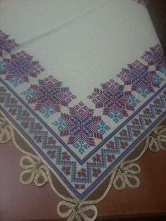 mirela. Embroidery Patterns Free, Cross Stitch Patterns, Needlework, Elsa, Bohemian Rug, Lace, Needlepoint, Pattern, Embroidery