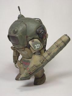 TINAMI - [モデル]陸戦型フリーゲ