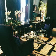#flairhome #chic #style #lux #design #brass #furniture #art #beauty #major #vintage #contemporary #mood #soho #black