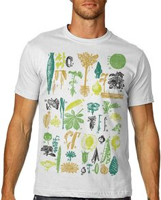 Botany T-shirt - Babbletees by Nonfictiontees | Babbletees - Science T-shirts, Graphic Design, iPhone Cases