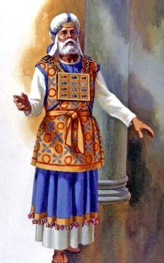 #Breastplate #High-Priest #Ephod #Magic Square #12 Stones
