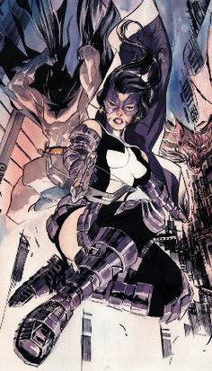 Huntress - Helena Bertinelli (Dustin Nguyen's art).png