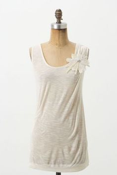 Jess   Perched Corsage Top Anthropology
