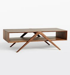 Rejuvenation's occasional furniture collection features side tables, console tables and more. Plywood Furniture, Coffee Table Furniture, Living Room Furniture, Unique Coffee Table, Walnut Coffee Table, Coffee Table Design, Modern Coffee Tables, Vintage Decor, Vintage Furniture