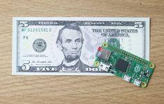 Olhar Digital: Novo Raspberry Pi é um computador que custa apenas US$ 5
