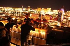 Las Vegas is full of drinking options, but these rooftop bars are a must see while drinking in Sin City.