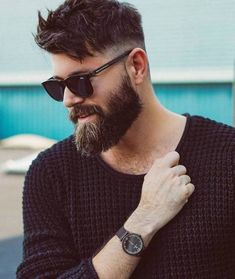 30 Top Fade Hairstyles For Men That Are Highly Popular In 2019 Top Fade Hairstyles For Men Related posts: 30 Top Fade Hairstyles For Men That Are Highly Popular In 2019 Top 20 Popular Haircuts For Men 2018 Medium Beard Styles, Beard Styles For Men, Hair And Beard Styles, Long Hair Styles, Faded Beard Styles, Mens Hairstyles With Beard, Haircuts For Men, Men's Hairstyles, Hipster Hairstyles Men