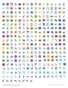 50 Great Free Icon Sets For Front-End Developer & Designer