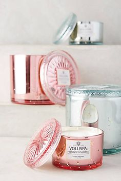 Voluspa Glass Maison Candle