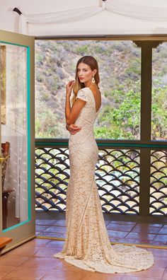 Boho Wedding Dresses by Dreamers & Lovers