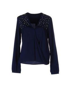 #Silvian heach blusa donna Blu  ad Euro 34.00 in #Silvian heach #Donna camicie bluse
