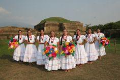 El Salvador. Ballet Folklórico Nacional