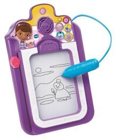 VTech Doc McStuffins Talk and Trace Clipboard Toy *** See this great product.