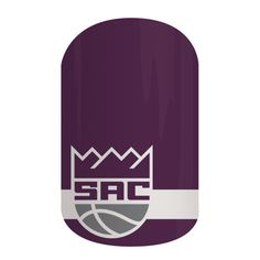 Sacramento Kings | NBA Collection by Jamberry | Get courtside style with the NBA Collection by Jamberry. Our officially licensed NBA products feature your favorite team logo and colors, so your mani is sure to be a slam dunk with 'Sacramento Kings'.