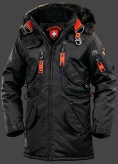 This is the latest style of Jackets:Wellensteyn:Wellensteyn Rescue Parka Men cotton dress Size ! You can choose what you like and tell me! Vetements T Shirt, Parka Coat, Parka Men, Golf Jackets, Tactical Clothing, Mens Fashion, Fashion Outfits, Outdoor Outfit, Mantel