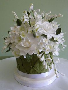 Fabulously Floral Cakes Second Gallery of Wedding Cake designs