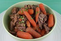 crockpot thai beef