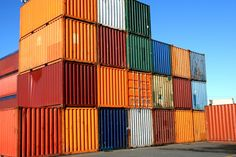 Container shipping rates