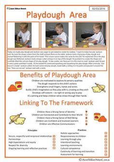 This template can be used to show how a child benefits from manipulating play dough. Play dough is a great sensory experience which can be used by chi. Emergent Curriculum, Preschool Curriculum, Preschool Learning, Preschool Activities, Teaching, Kindergarten, Play Based Learning, Learning Through Play, Early Learning