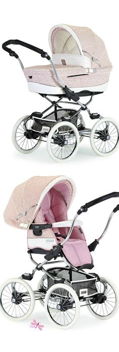 My dream stroller, but in black.  Bebecar ● Stylo Class Prive Luxury Combination Pram Discover how you'll be able to get a nice stroller for your kids at http://bestbabystrollerhq.com/