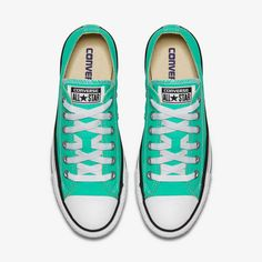 Converse Chuck Taylor All Star Shoes in Menta Green