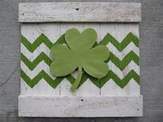 pallet wood projects for st patrick's day -