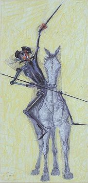 Alice Áurea Penteado Martha: Drummond e Portinari: Leituras do Quixote -nº 23 Espéculo (UCM)