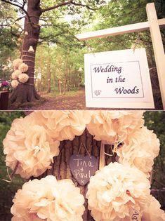 Tina and Paul's Juhurstbury Festival Wedding - featured on festivalbrides.co.uk