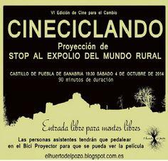 EDICIÓN CINE PARA EL CAMBIO CINECICLANDO ecoagricultor.com