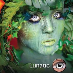 If you're putting together the perfect zombie costume, then our Extreme Zombie contacts are, rather unsurprisingly, exactly what you're looking for. Combining a black outline with a pure white iris, the lenses really do look brilliantly undead. Contact Lens Brands, Green Contacts Lenses, White Iris, Cosplay, Pure Products, Pure White, Halloween Ideas, Outline, Butterfly