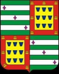 Ibiapaba. Brasão de Armas do Barão de; Joaquim da Cunha Freire (LD53-ZB3)