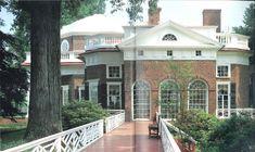 Monticello. Monticello. Monticello. Thomas Jefferson's 'essay in architecture.'