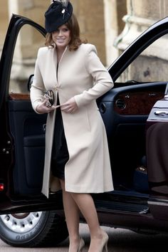 Princess Eugenie is the younger daughter of Prince Andrew and Sarah Ferguson. She just graduated from New Castle University. As Queen Elizabeth's granddaughter, she is currently 7th in line to the throne.