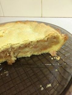 Almost Instant Apple Pie - Thermomix