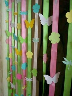 """Photo 1 of Woodland Forest / Birthday """"Green and Pink Woodland Animals Party"""" Butterfly Birthday Party, Fairy Birthday Party, 4th Birthday Parties, 1st Birthdays, Tinkerbell Party Theme, Birthday Ideas, 5th Birthday, Ben E Holly, Forest Party"""