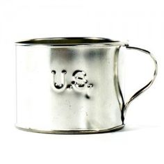 Classic Tin Cup, Jacob Bromwell
