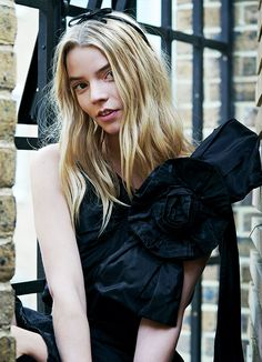 "womensleague: ""Anya Taylor-joy By Torbjorn Rodland Anya Taylor Joy Split, Emma Woodhouse, Crash Magazine, The New Mutants, Just Girl Things, Pretty Woman, Role Models, Actors & Actresses, Beautiful People"
