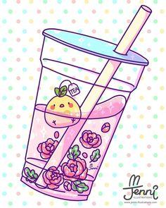 kawaii and cute stuff kawaii Doodles Kawaii, Chibi Kawaii, Cute Doodles, Kawaii Wallpaper, Cute Wallpaper Backgrounds, Cute Cartoon Wallpapers, Cute Food Drawings, Cute Animal Drawings Kawaii, Arte Do Kawaii