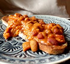 Baked beans thermo mix