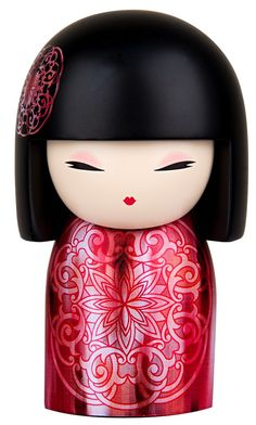 """Kimmidoll™ Yoka - 'Energetic' - """"My spirit is dynamic and enthusiastic. Your ability to energise others, to inspire action and to bring enthusiasm to whatever you set out to do, reveals the power of my spirit. May the energy you bring to every endeavour, be an inspiration to the world, now and forever."""""""