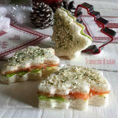 Tramezzini di Natale