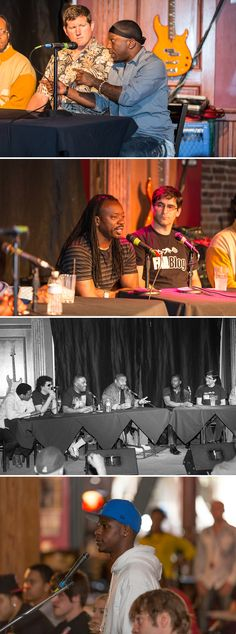Music. Promo. Social. The Industry Panel » kapchur.us photography