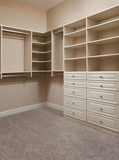 for master closet