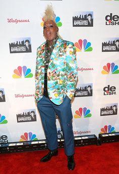 Dennis Rodman Is it a bird... a man?