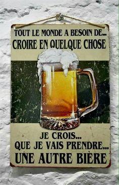 #France #fier #biere
